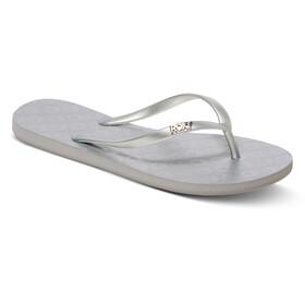 Roxy Viva IV Sandals Women Silver